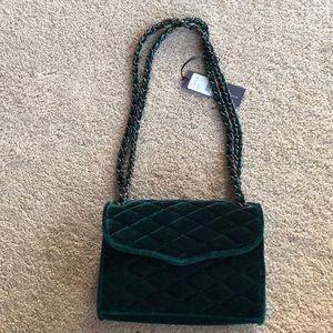 Rebecca Minkoff velvet purse